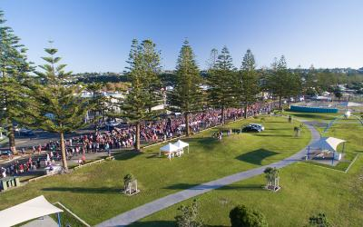 Marathon brings influx of visitors to Hawke's Bay