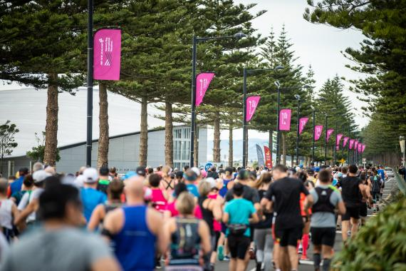 AIR NEW ZEALAND HAWKE'S BAY INTERNATIONAL MARATHON LOOKS TO LEAVE LEGACY IN LOCAL COMMUNITY